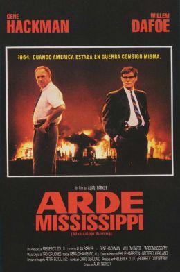 """Постер к фильму """"Миссисипи в огне"""" /Mississippi Burning/ (1988)"""
