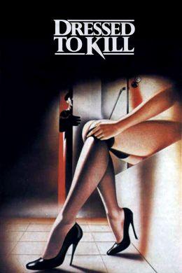 "Постер к фильму ""Бритва"" /Dressed To Kill/ (1980)"