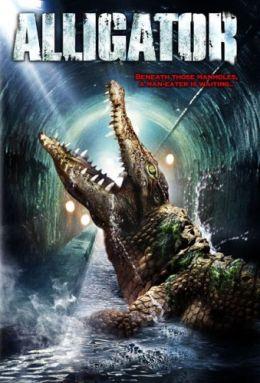 """Постер к фильму """"Аллигатор"""" /Alligator/ (1980)"""