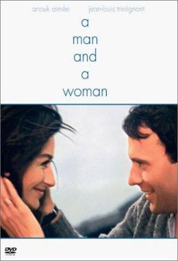 "Постер к фильму ""Мужчина и женщина"" /Un homme et une femme/ (1966)"