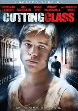 """Постер к фильму """"Сокращая класс"""" /Cutting Class/ (1989)"""