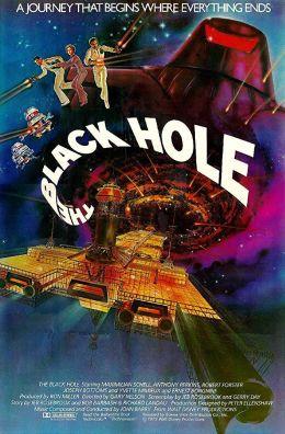 "Постер к фильму ""Черная дыра"" /The Black Hole/ (1979)"