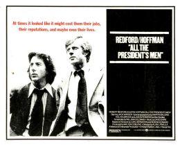 """Постер к фильму """"Вся президентская рать"""" /All the President's Men/ (1976)"""