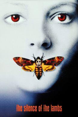 "Постер к фильму ""Молчание ягнят"" /The Silence of the Lambs/ (1991)"