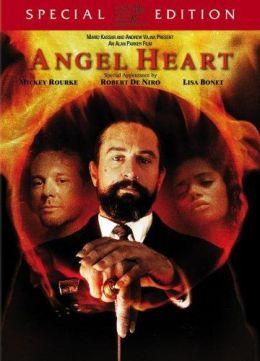 "Постер к фильму ""Сердце ангела"" /Angel Heart/ (1987)"
