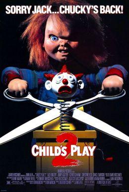 """Постер к фильму """"Детская игра 2"""" /Child's Play 2/ (1990)"""
