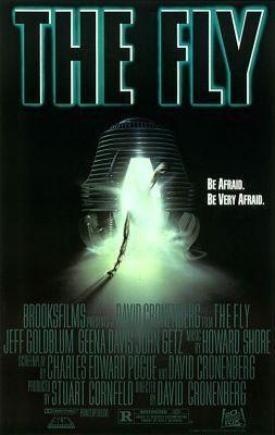 """Постер к фильму """"Муха"""" /The Fly/ (1986)"""
