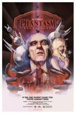 """Постер к фильму """"Фантазм"""" /Phantasm/ (1979)"""