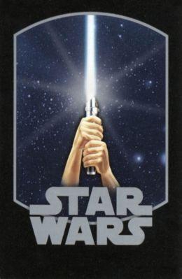 """Постер к фильму """"Звездные войны. Эпизод IV: Новая надежда"""" /Star Wars/ (1977)"""