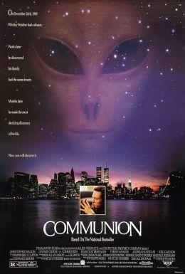 """Постер к фильму """"Общение"""" /Communion/ (1989)"""