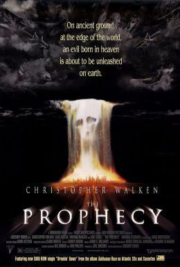 """Постер к фильму """"Пророчество"""" /The Prophecy/ (1995)"""