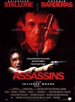 """Постер к фильму """"Наемные убийцы"""" /Assassins/ (1995)"""