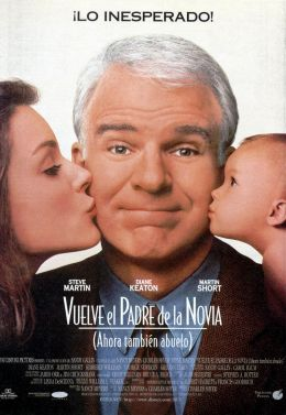 """Постер к фильму """"Отец невесты 2"""" /Father of the Bride Part II/ (1995)"""