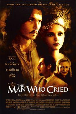 """Постер к фильму """"Человек, который плакал"""" /The Man Who Cried/ (2000)"""
