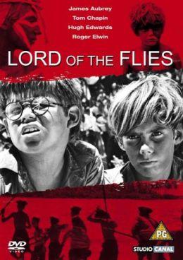 """Постер к фильму """"Повелитель мух"""" /Lord of the Flies/ (1963)"""