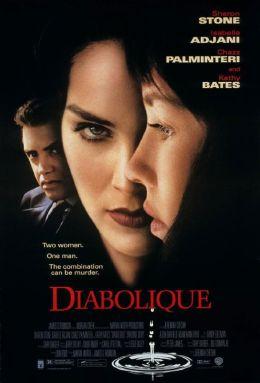 """Постер к фильму """"Дьявольщина"""" /Diabolique/ (1996)"""