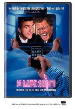 """Постер к фильму """"Полночная смена"""" /The Late Shift/ (1996)"""