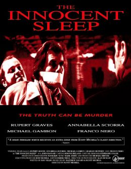 "Постер к фильму ""Сон младенца"" /The Innocent Sleep/ (1996)"