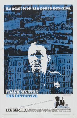 """Постер к фильму """"Детектив"""" /The Detective/ (1968)"""