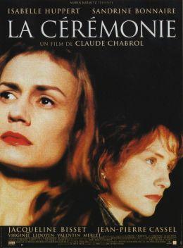 """Постер к фильму """"Церемония"""" /La Ceremonie/ (1995)"""