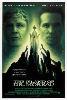 """Постер к фильму """"Остров доктора Моро"""" /The Island of Dr. Moreau/ (1996)"""