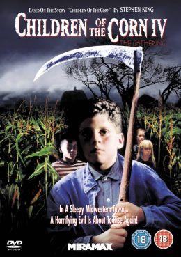 """Постер к фильму """"Дети кукурузы 4: Сбор урожая"""" /Children Of The Corn Iv: The Gathering/ (1996)"""