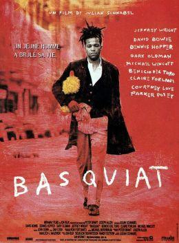 """Постер к фильму """"Баския"""" /Basquiat/ (1996)"""