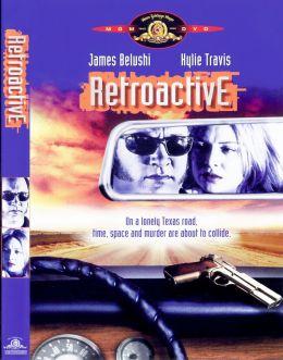 "Постер к фильму ""Провал во времени"" /Retroactive/ (1997)"