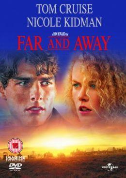 "Постер к фильму ""Далеко-далеко"" /Far and Away/ (1992)"