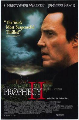 """Постер к фильму """"Пророчество 2"""" /The Prophecy II/ (1998)"""