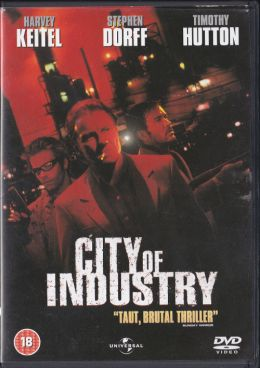 """Постер к фильму """"Зона преступности"""" /City of Industry/ (1997)"""