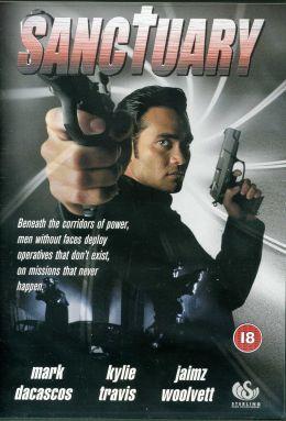 "Постер к фильму ""Убежище"" /Sanctuary/ (1998)"