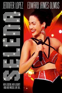 "Постер к фильму ""Селена"" /Selena/ (1997)"