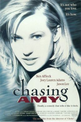 """Постер к фильму """"В погоне за Эми"""" /Chasing Amy/ (1997)"""