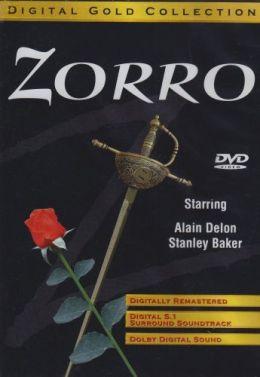 """Постер к фильму """"Зорро"""" /Zorro/ (1975)"""