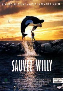 "Постер к фильму ""Освободите Вилли"" /Free Willy/ (1993)"