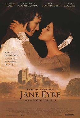 "Постер к фильму ""Джейн Эйр"" /Jane Eyre/ (1996)"