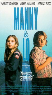 """Постер к фильму """"Воришки"""" /Manny & Lo/ (1996)"""