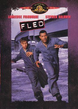 """Постер к фильму """"Беглецы"""" /Fled/ (1996)"""