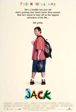 """Постер к фильму """"Джек"""" /Jack/ (1996)"""
