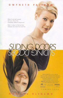 """Постер к фильму """"Осторожно, двери закрываются!"""" /Sliding Doors/ (1998)"""