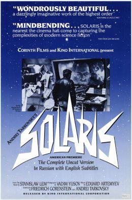 """Постер к фильму """"Солярис"""" (1972)"""
