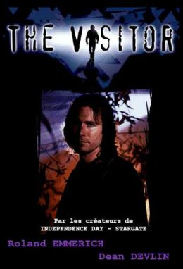 """Постер к фильму """"Визитер"""" /The Visitor/ (1997)"""