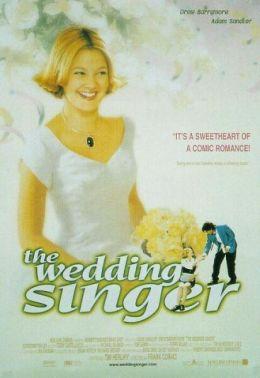 """Постер к фильму """"Певец на свадьбе"""" /The Wedding Singer/ (1998)"""