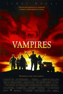 "Постер к фильму ""Вампиры"" /Vampires/ (1998)"
