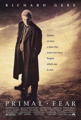 """Постер к фильму """"Первобытный страх"""" /Primal Fear/ (1996)"""