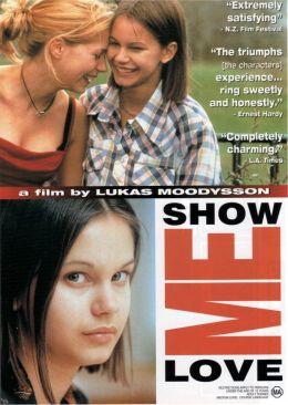 """Постер к фильму """"Покажи мне любовь"""" /Fucking Amal/ (1998)"""