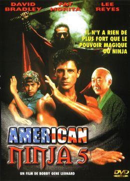 """Постер к фильму """"Американский ниндзя 5"""" /American Ninja 5/ (1993)"""