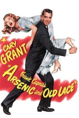 "Постер к фильму ""Мышьяк и старые кружева"" /Arsenic And Old Lace/ (1944)"