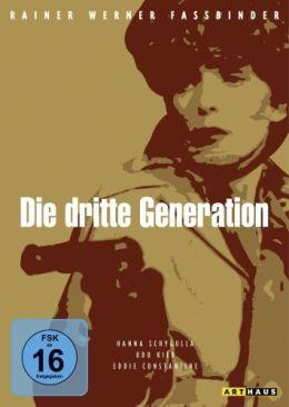"""Постер к фильму """"Третье поколение"""" /Die dritte generation/ (1979)"""